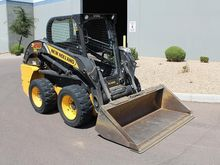 2014 NEW HOLLAND L218 Skid stee