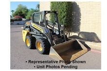 2015 NEW HOLLAND L218 Skid stee