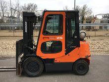 2011 DOOSAN G25P Forklifts