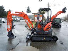 2016 Kubota U25S Excavators