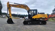 2017 Sany SY215C LC Excavators