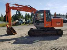 2007 Hitachi ZX120 Excavators