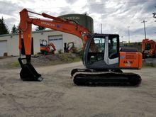 2010 Hitachi ZX120-3 Excavators