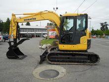 2012 Komatsu PC78US-8 Excavator