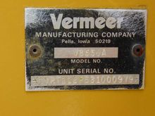 2003 Vermeer V8550A Trenchers