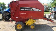 2003 New Holland BR740 Hay equi