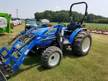2013 New Holland Boomer Compact