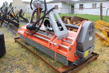 BRABER FUS/J185H Rotary mowers