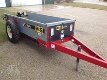 2016 H and S 50 Spreader