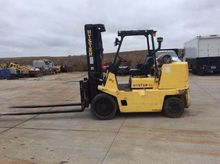 2004 HYSTER S155XL2 Forklifts