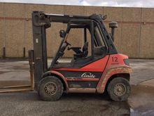 2011 LINDE H60D Forklifts