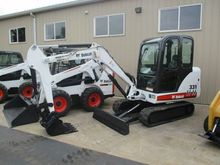 2007 BOBCAT 331G Excavators