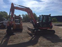 2014 KUBOTA KX080-4 Excavators