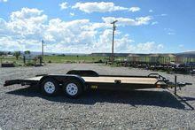 2016 Big Tex 70CH-20 Car hauler