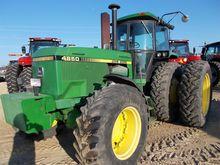 1985 JOHN DEERE 4850 Tractors