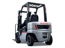 2013 Nissan Forklift PF60 Forkl