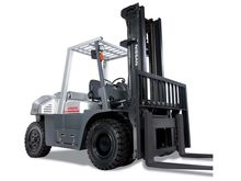 2013 Nissan Forklift PFD155H Fo