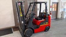 2005 Nissan Forklift MCPL02A25L