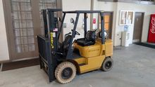 CAT Lift Trucks GP25K Forklifts