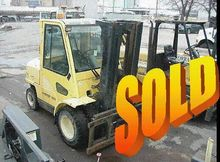 2001 Hyster H100XM Forklifts