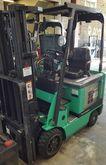 2010 Mitsubishi Forklift FBC15N