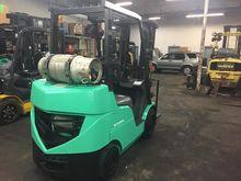 2013 Mitsubishi Forklift FGC25N