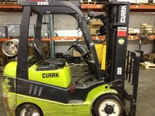 CLARK C25CL Forklifts