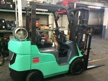 Mitsubishi Forklift FGC25 Forkl