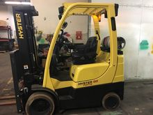 Hyster S50FT Forklifts