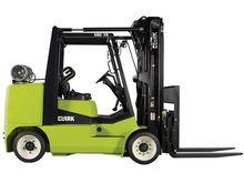 2016 CLARK CGC70 Forklifts