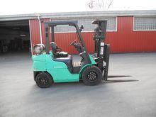 2013 Mitsubishi Forklift FG25N