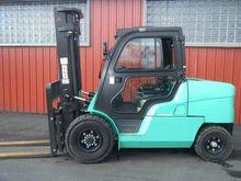 2015 Mitsubishi Forklift FD55N1