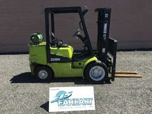 2010 CLARK CGP30 Forklifts
