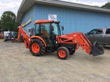Kioti DK45 Compact tractors