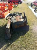 "Bobcat 24"" High Flow Planers -"