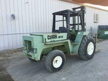 1984 CLARK DRT30 Forklifts