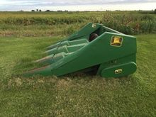 JOHN DEERE 444 Row crop headers