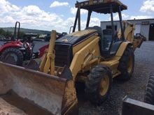 2001 CATERPILLAR 420D Backhoes