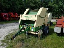 2008 Krone 160b Hay equipment