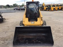 2015 CATERPILLAR 262D Skid stee