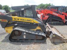 2007 NEW HOLLAND C185 Compact t