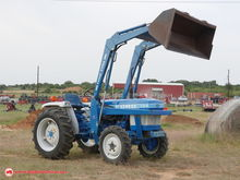 1986 Ford 1710 Tractors