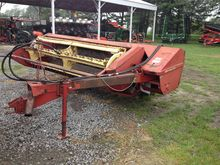 NEW HOLLAND 489 Mower condition