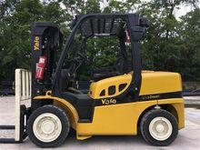 2009 YALE GDP090VX Forklifts