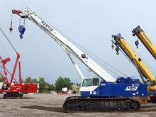 2008 MANTIS 14010 Cranes