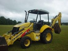 2010 NEW HOLLAND B95B Backhoes