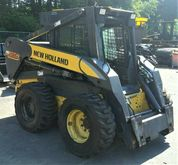 2006 New Holland L185 Loaders