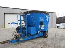 2012 PATZ 500 Feed mixers