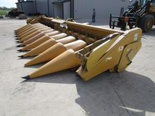 LEXION 1230 Row crop headers