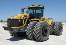 2010 CHALLENGER MT955C Tractors